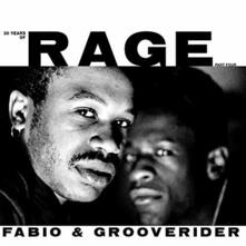 30 Years of Rage part 4 - Vinile LP di Fabio,Grooverider