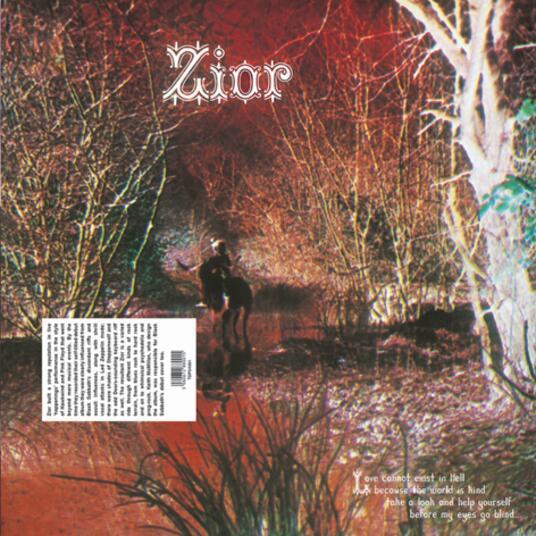 Zior - Vinile LP di Zior