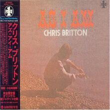 As I Am - Vinile LP di Chris Britton