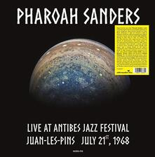 Live at Antibes Jazz Festival - Vinile LP di Pharoah Sanders