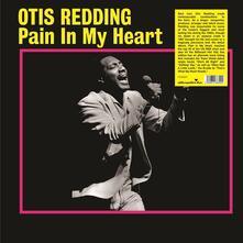 Pain in My Heart - Vinile LP di Otis Redding