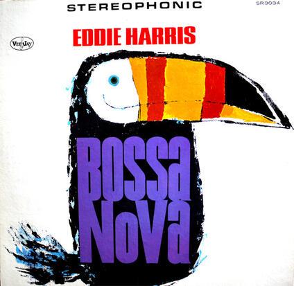 Bossa Nova - Vinile LP di Eddie Harris