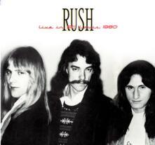 Live in St. Louis, 11-02-1980 - Vinile LP di Rush