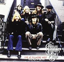 Fillmore Closing Night, 27-06-1971 WNEW - Vinile LP di Allman Brothers Band
