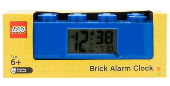 Sveglia LEGO Brick Blu - 2