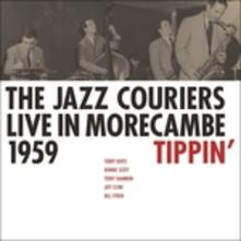Tippin' Live in - Vinile LP di Jazz Couriers