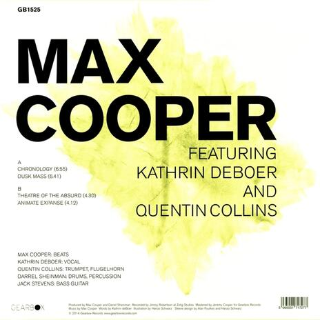 Tileyard Improvisations - Vinile LP di Max Cooper - 2
