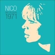BBC Session 1971 Ep - Vinile LP di Nico