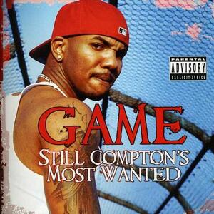 CD Still Compton's Most Wanted The Game