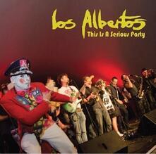 Los Albertos - Fall from Grace ep - Vinile LP