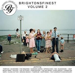Brightonsfinest Vol 2 - Vinile LP