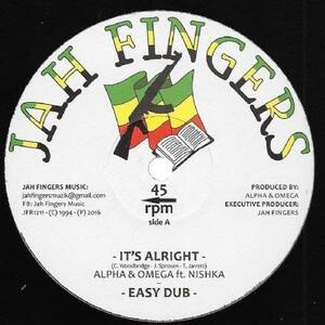 It'S Alright - Vinile LP di Alpha & Omega