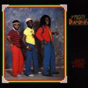Roots Is There - Vinile LP di Mighty Diamonds