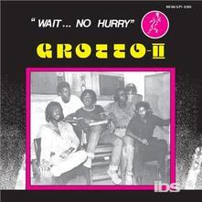 Wait.. No Hurry - Vinile LP di Grotto