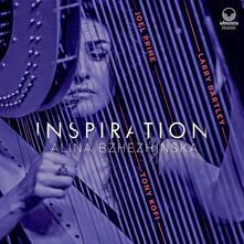 Inspiration (Import) - Vinile LP di Alina Bzhezhinska