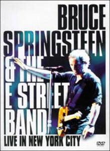 Bruce Springsteen & the E Street Band. Live in New York City (2 DVD) - DVD