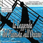 Cover CD Colonna sonora La leggenda del pianista sull'oceano