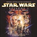 Cover CD Star Wars: Episodio I - La minaccia fantasma