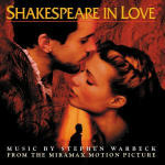 Cover CD Colonna sonora Shakespeare in Love