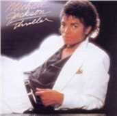 CD Thriller Michael Jackson