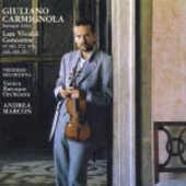 CD Concerti RV386, RV235, RV296, RV258, RV389, RV251 Antonio Vivaldi Giuliano Carmignola Venice Baroque Orchestra