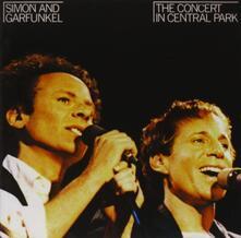 The Concert in Central Park - CD Audio di Paul Simon,Art Garfunkel