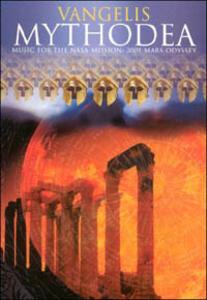 Vangelis - Mythodea : A 2001 Mars Odyssey - DVD