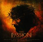 Cover CD Colonna sonora La passione di Cristo