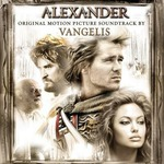 Cover CD Colonna sonora Alexander