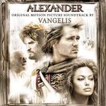 Cover della colonna sonora del film Alexander