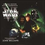 Cover CD Colonna sonora Star Wars: Episodio VI - Il ritorno dello Jedi