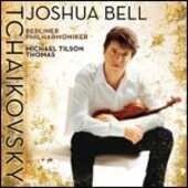 CD Concerto per violino - Meditation - Serenata malinconica - Danza russa Pyotr Il'yich Tchaikovsky Joshua Bell Michael Tilson Thomas