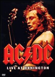 AC/DC. Live at Donington - DVD