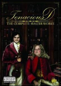 Tenacious D. The Complete Masterworks (2 DVD) - DVD