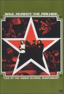 Rage Against The Machine. Live At The Olympic Auditorium - DVD