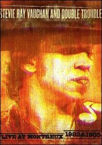 Stevie Ray Vaughan. Live at Montreaux 1982 & 1985 (2 DVD) - DVD
