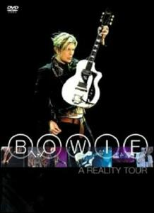 David Bowie. A Reality Tour. Live from Dublin - DVD
