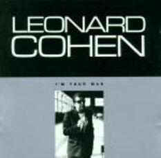 CD I'm your Man Leonard Cohen