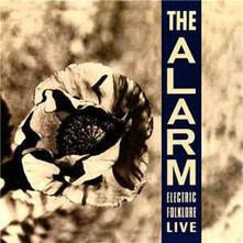 Electric Folklore Live - Vinile LP di Alarm