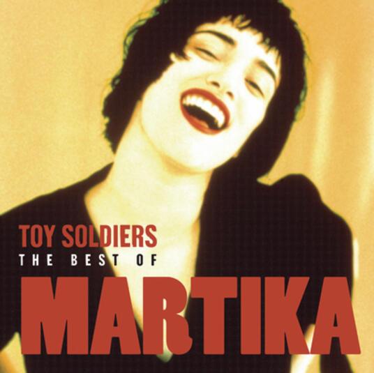 Toy Soldiers - Vinile LP di Martika