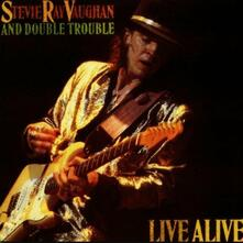 Live Alive - CD Audio di Stevie Ray Vaughan,Double Trouble