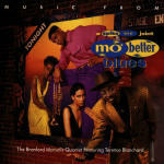Cover CD Colonna sonora Mo' Better Blues