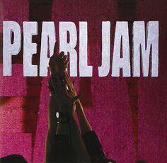 CD Ten Pearl Jam