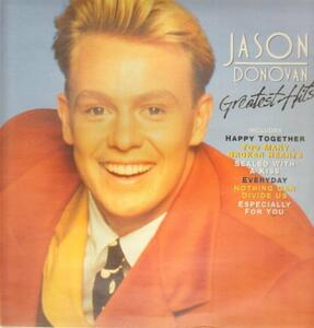 Greatest Hits - Vinile LP di Jason Donovan