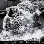 CD Rage Against the Machine Rage Against the Machine