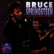 CD In Concert from MTV Plugged Bruce Springsteen