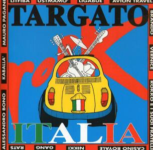 Targato Italia Compilation - CD Audio
