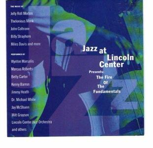 Jazz at Lincoln Center - CD Audio