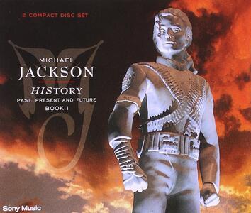 History. Past, Present and Future Book I - CD Audio di Michael Jackson