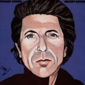 Recent Songs - CD Audio di Leonard Cohen
